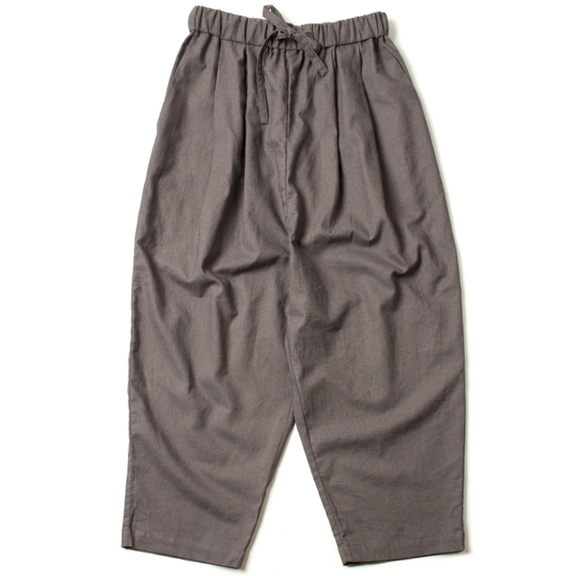 WHARF PANTS_CHARCOAL