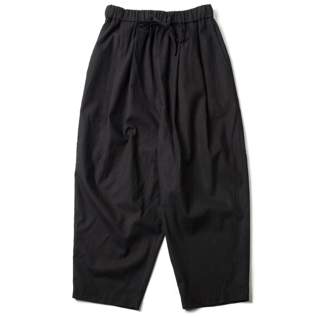 WHARF PANTS_BLACK