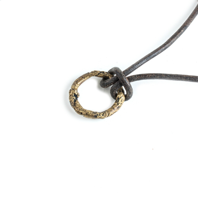 WHARF NECKLACE_BRASS