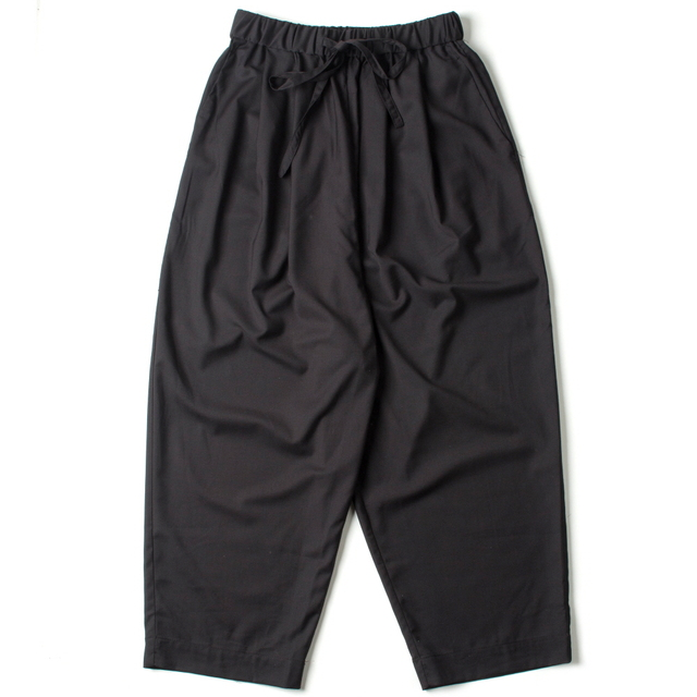 WHARF PANTS 2_BLACK