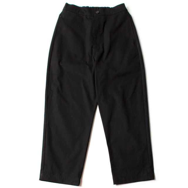 WIDE WHARF CHINO PT 01_BLACK