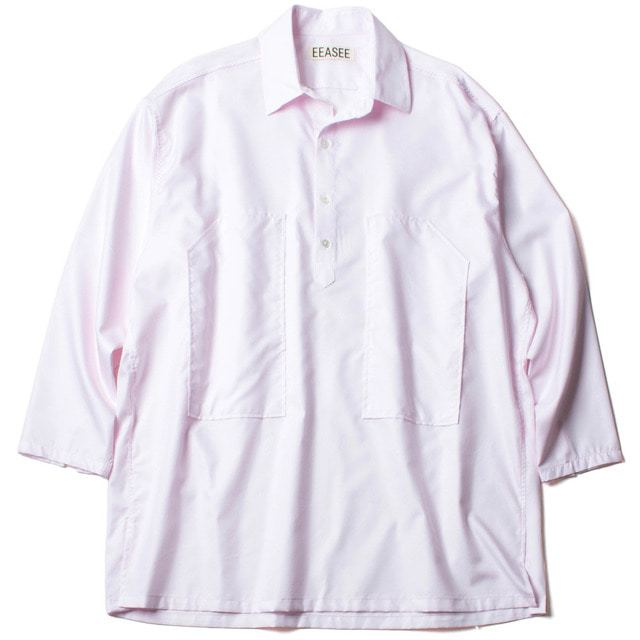DRESS WHARF SHIRT_PINK