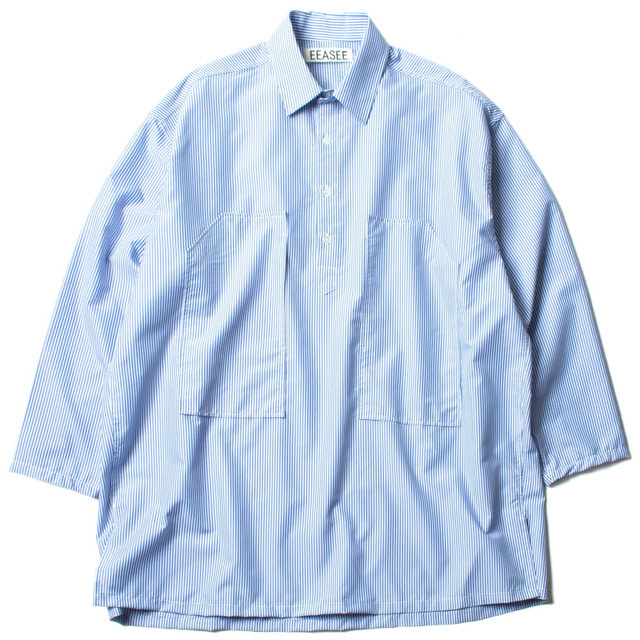 DRESS WHARF SHIRT_STRIPE