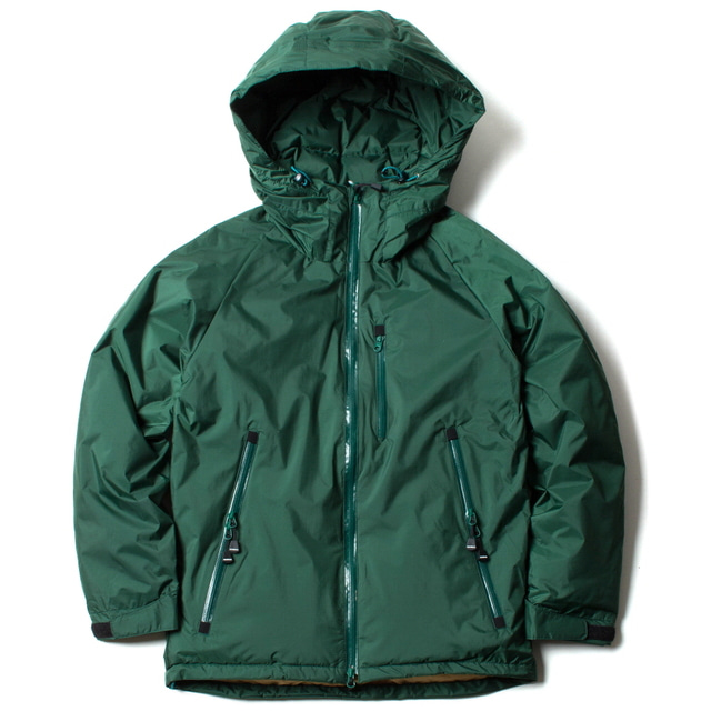 AURORA DOWN JACKET_GREEN