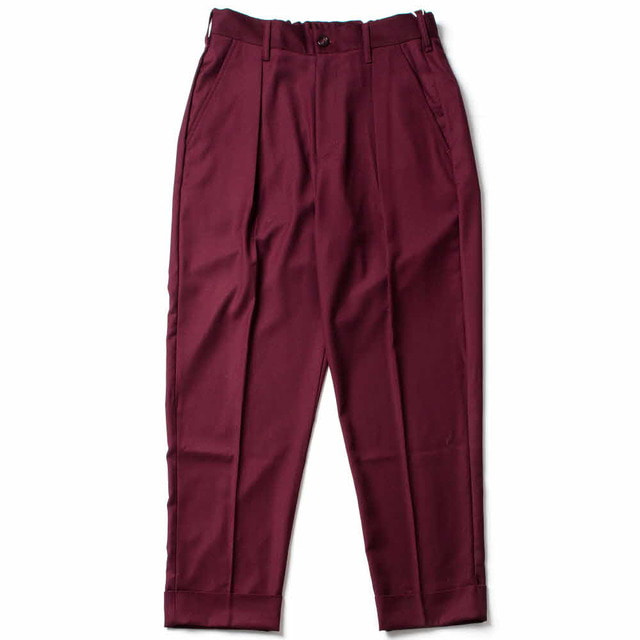 UTILTY TROUSER_PURPLE