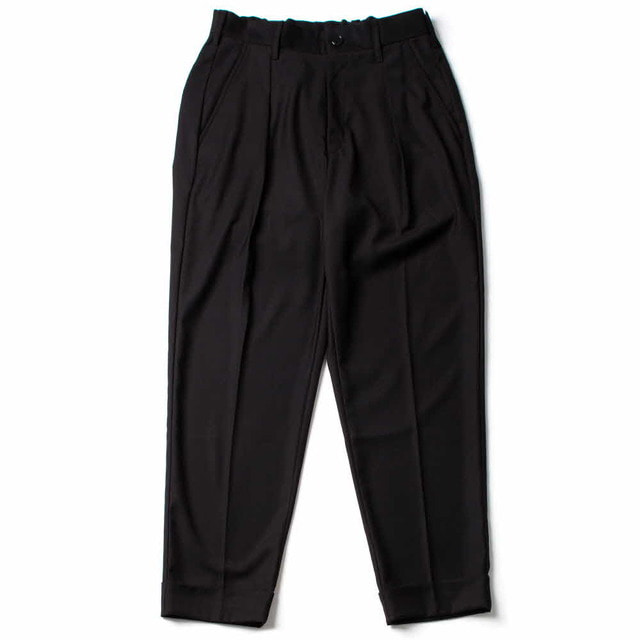 UTILTY TROUSER_BLACK