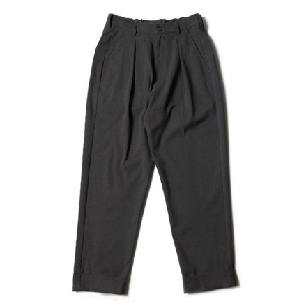 UTILITY TROUSER_SOLID GREY