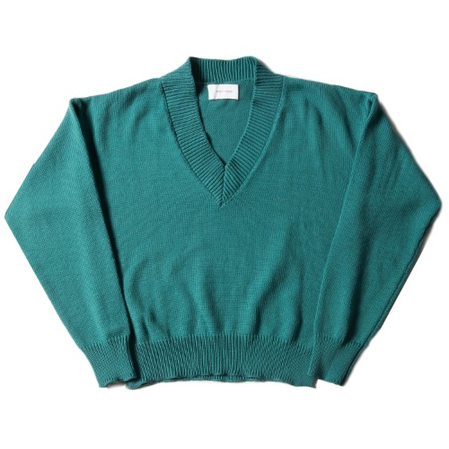 OVERSIZED SWEATER_MINT GREEN