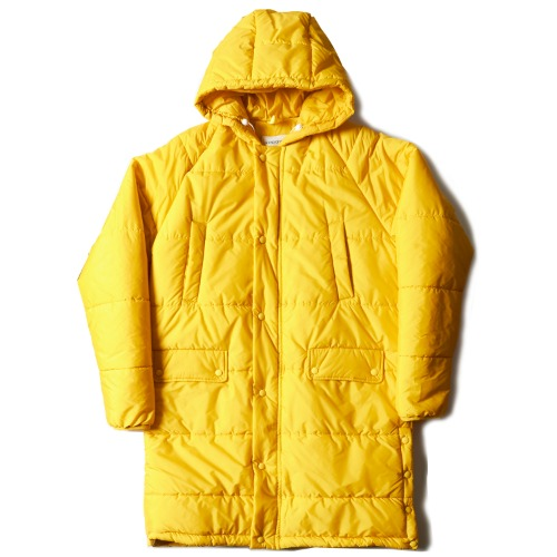 KANKAI SNOW PARKA_YELLOW