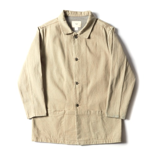 CATCH ALL JACKET_CREAM