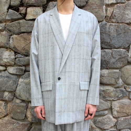 DOUBLE JACKET_CHECK