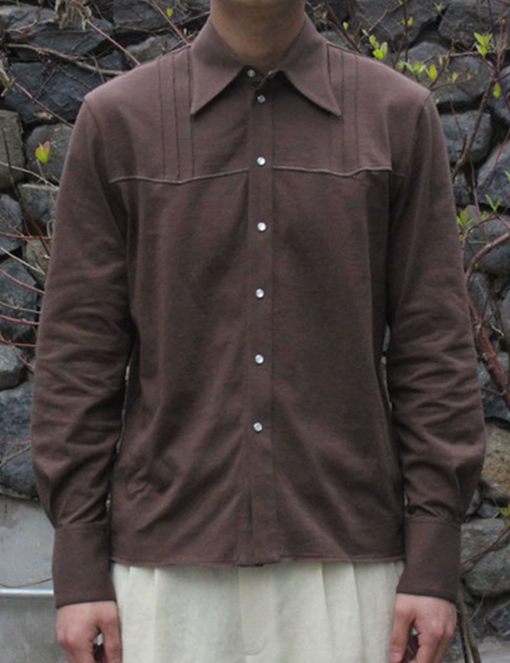 AMERICAN JERSEY_BROWN