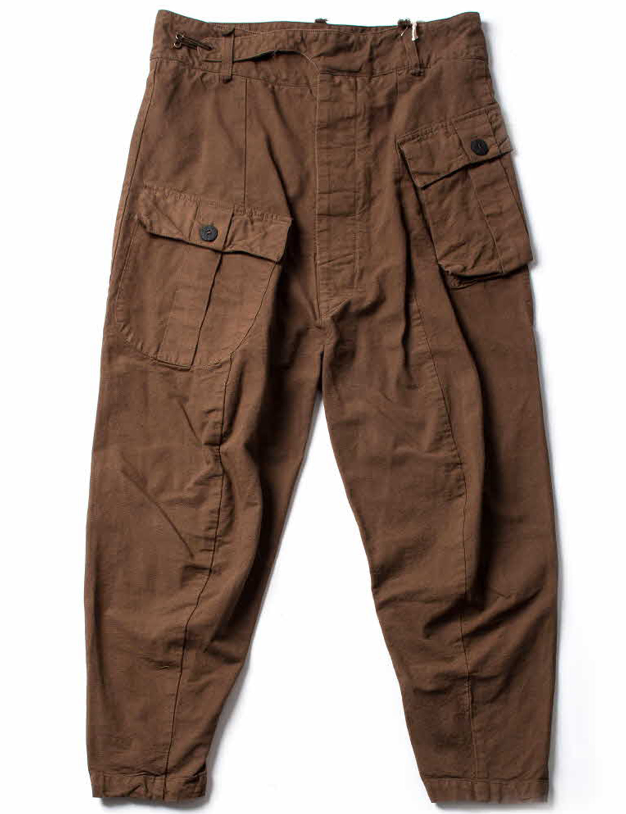 BS12 1391 2001 PANTS_BROWN