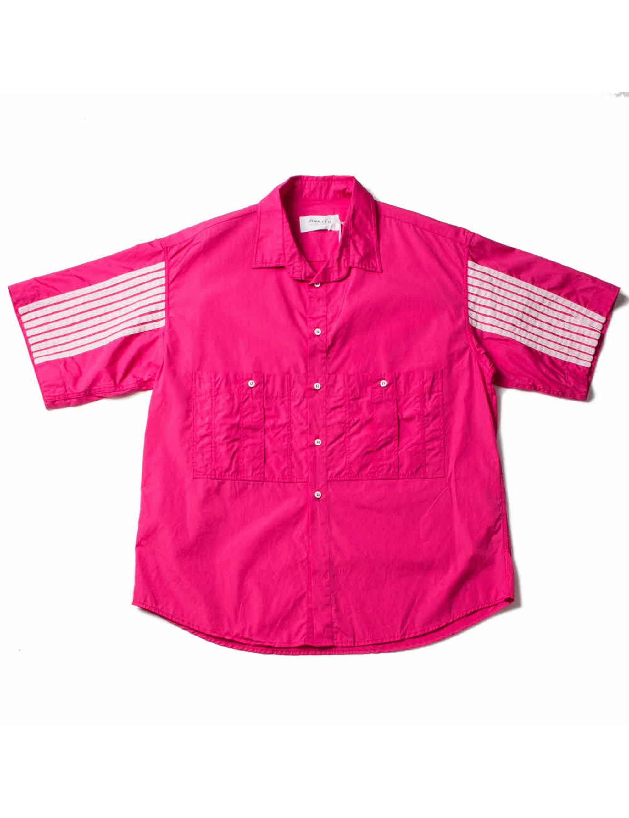 101E1A_PINK/WHITE STRIPES
