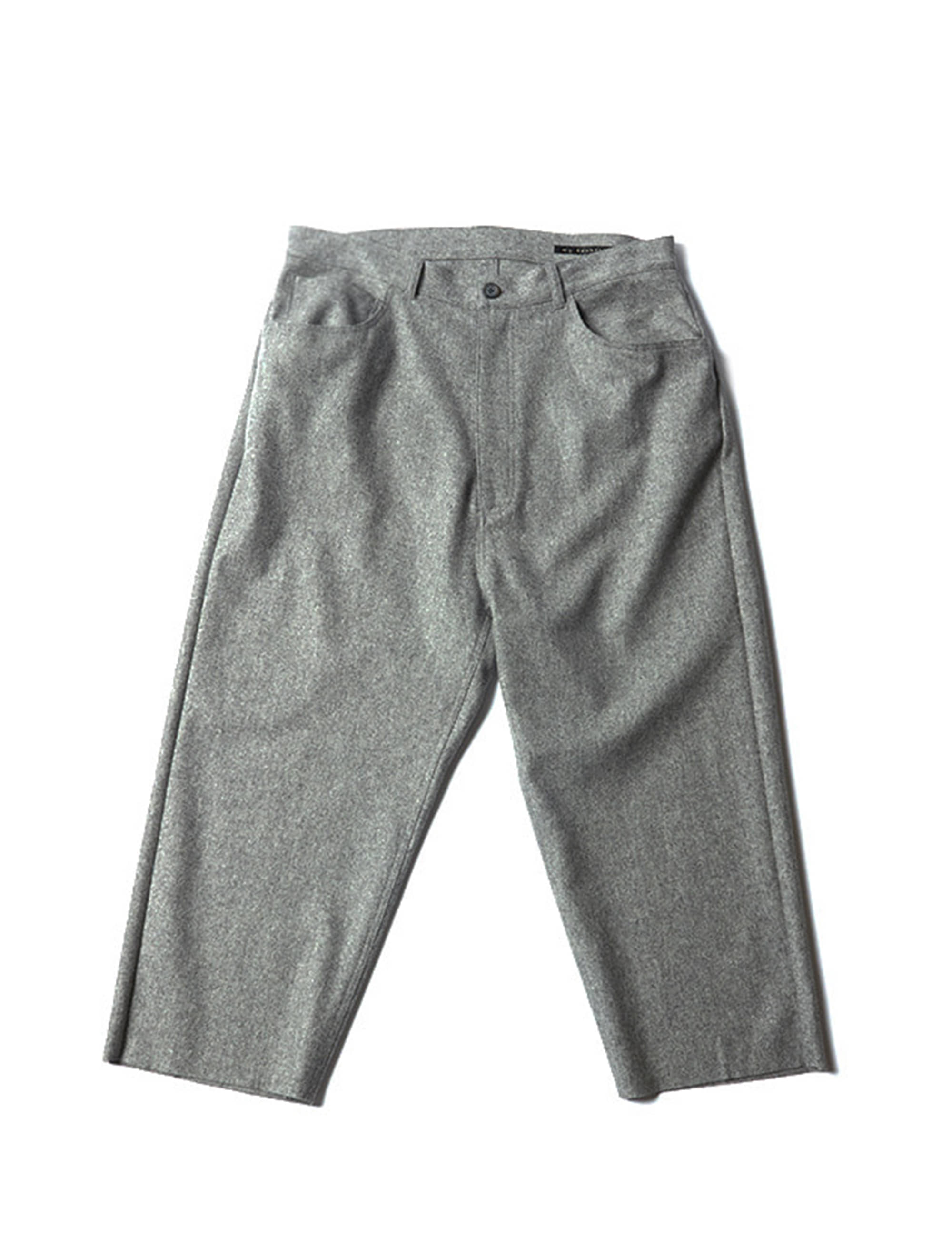 OVER PANTS_GREY