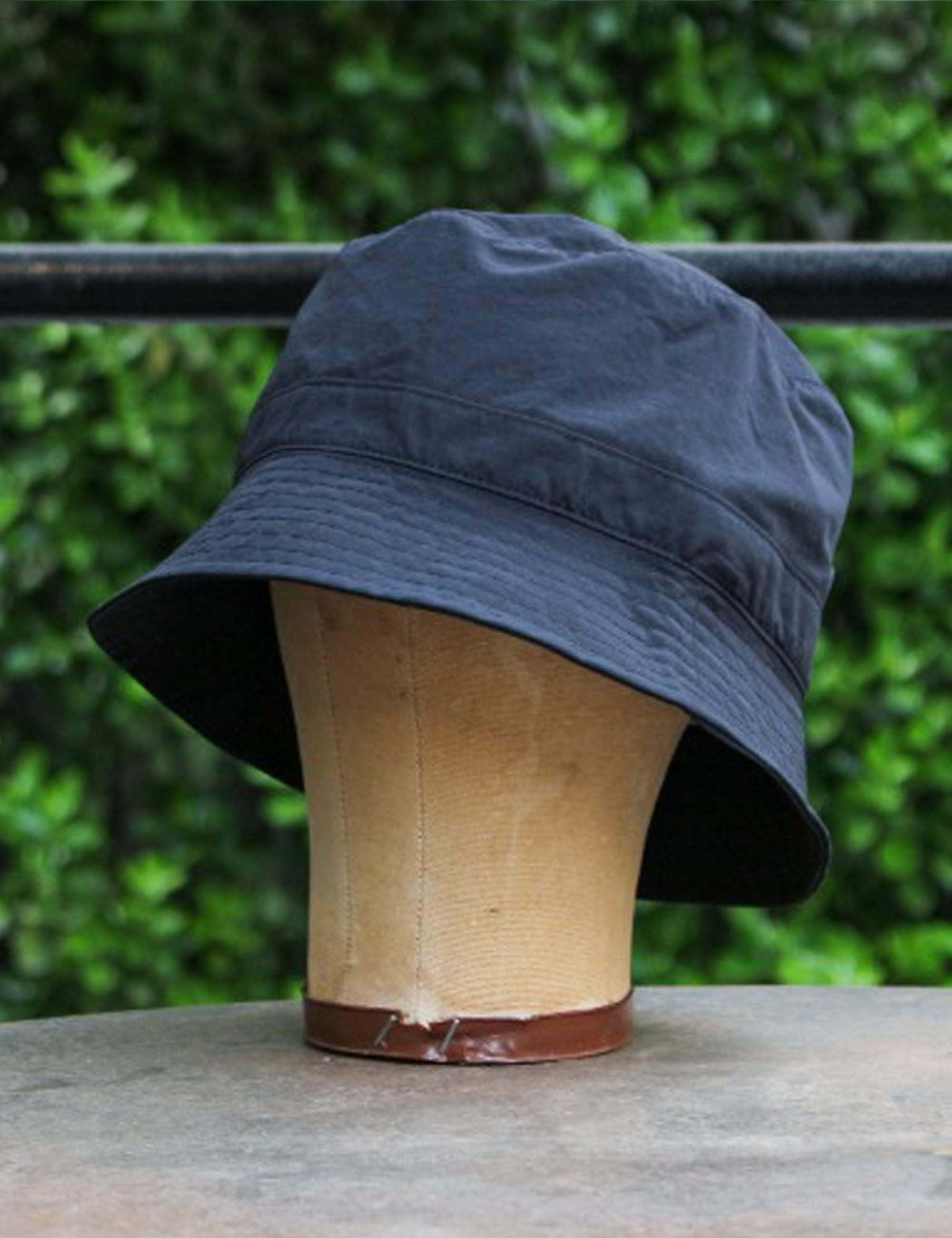 BUCKET HAT_BLACK