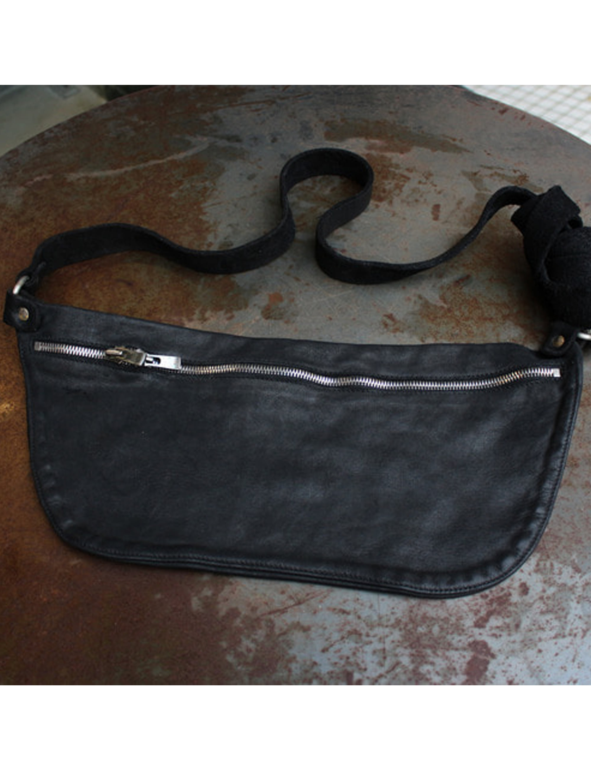 Q10M BELT BAG_BLACK