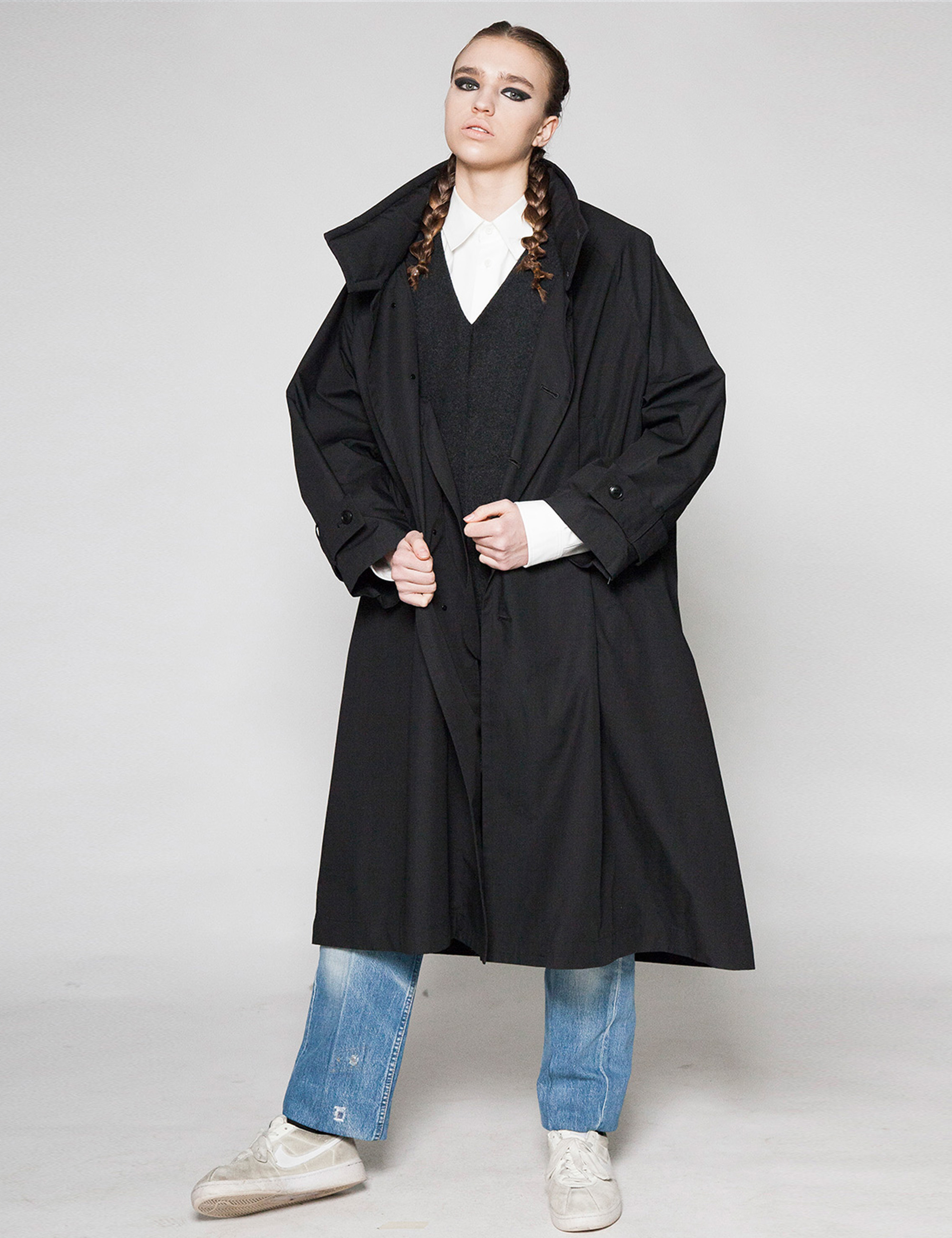 TC TRENCH_BLACK