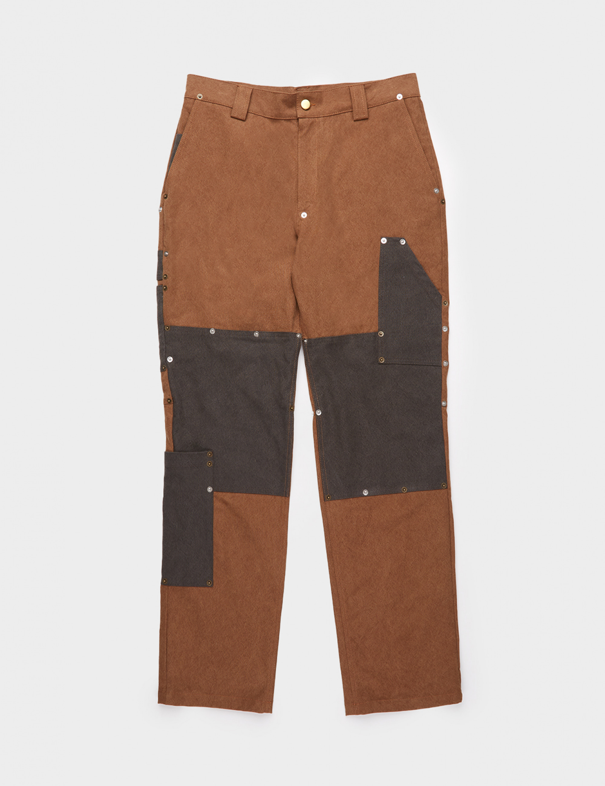 WORKWEAR PANTS_BROWN