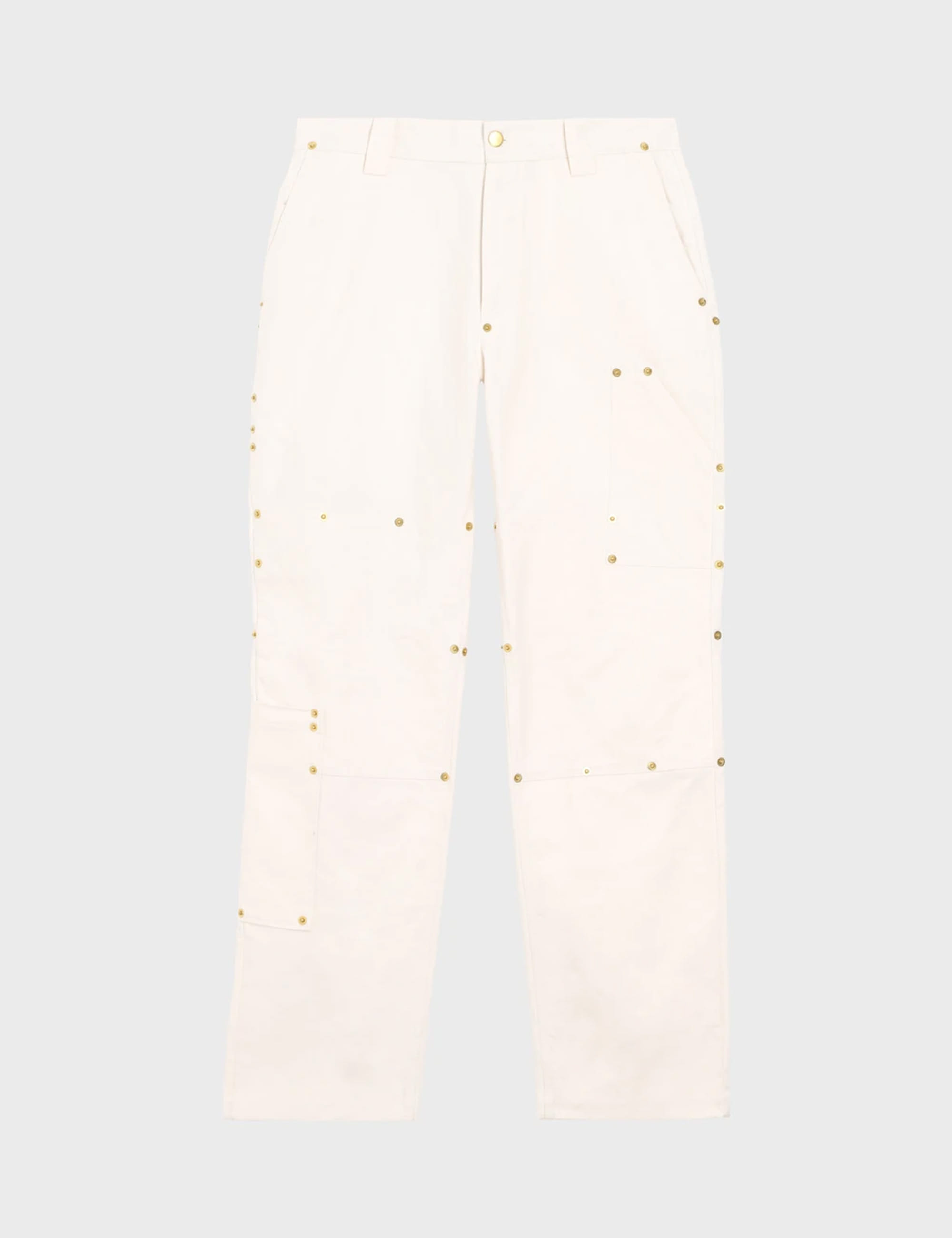WORKWEAR PANTS_WHITE