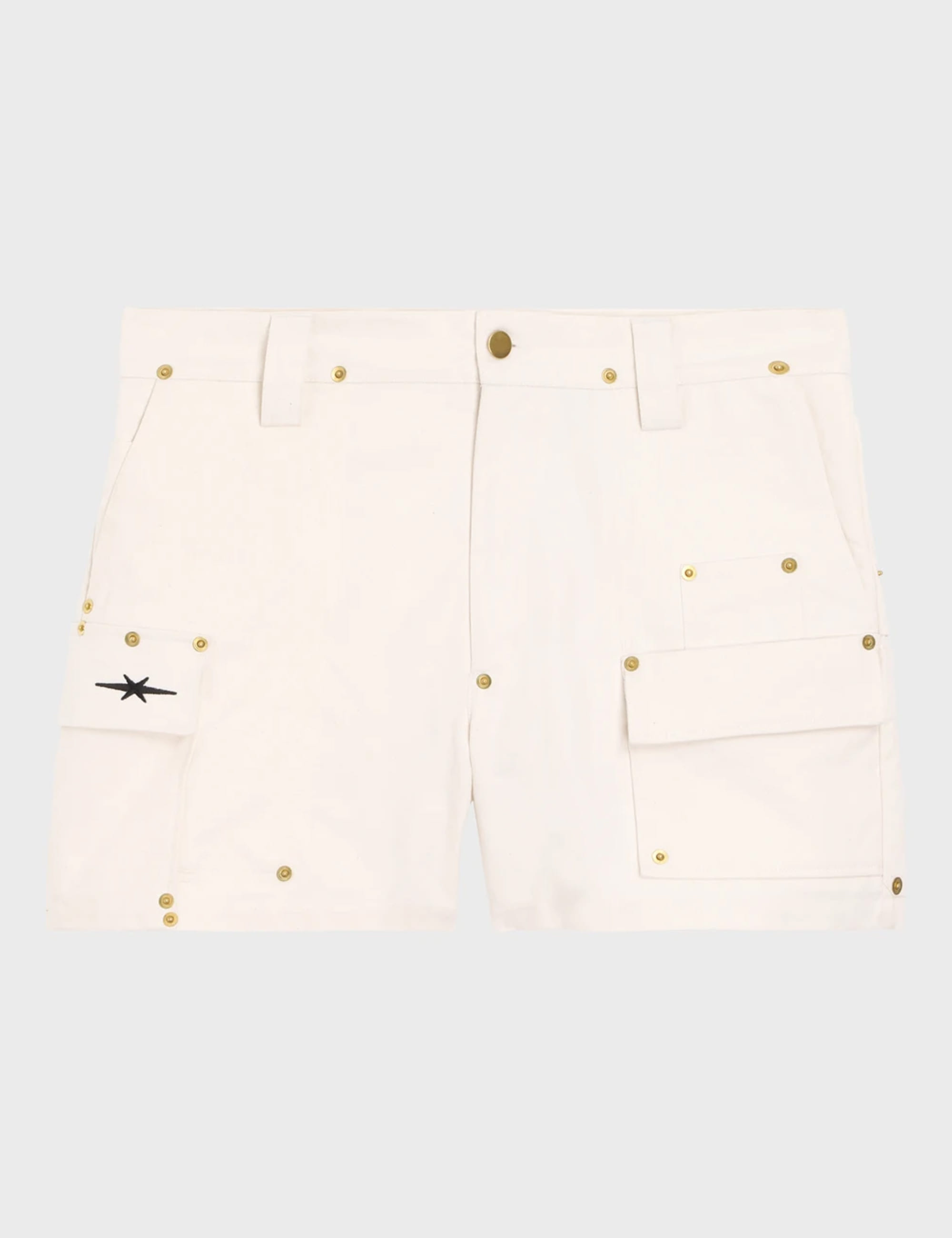 WORKWEAR SHORT_WHITE