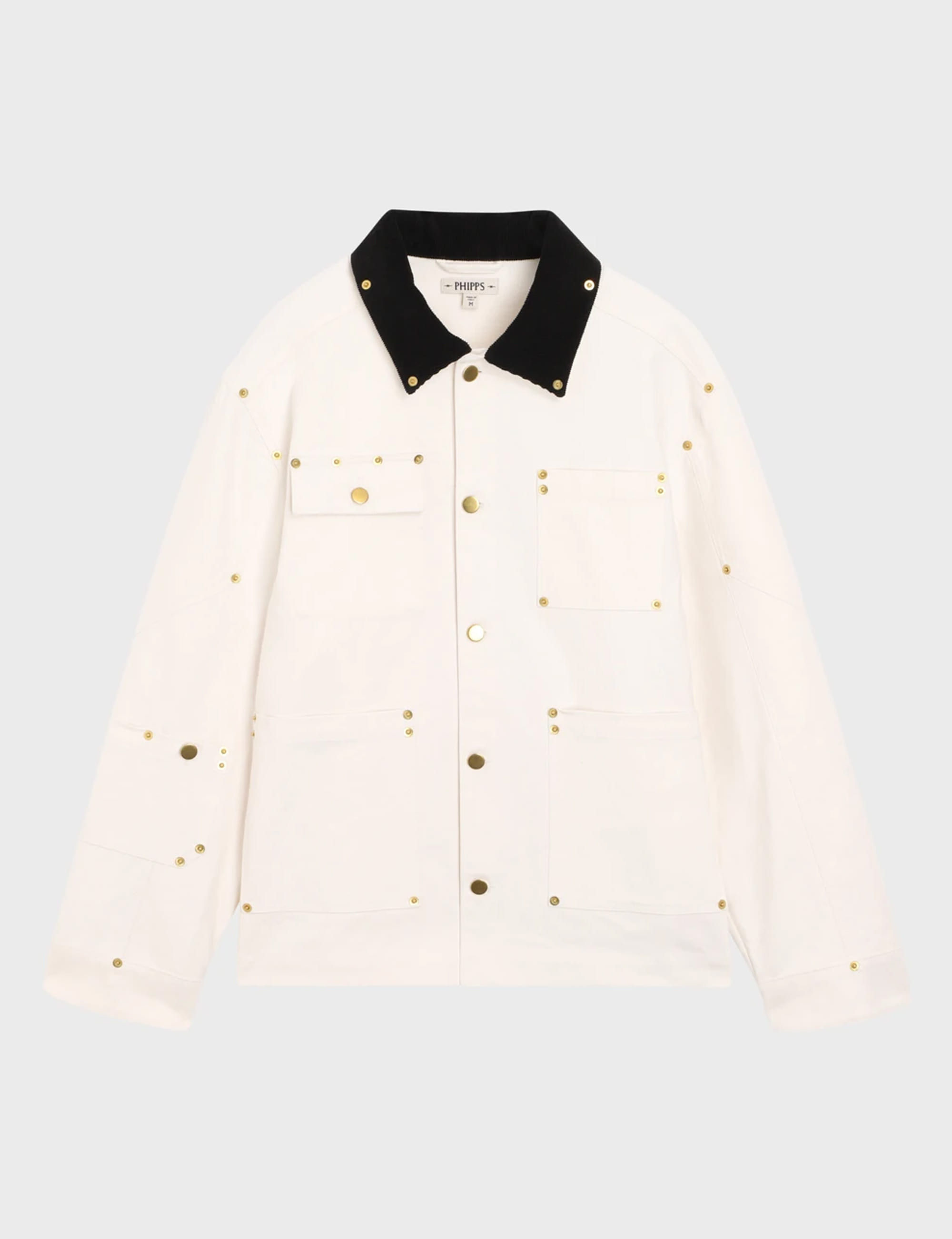 WORKWEAR JACKET_WHITE