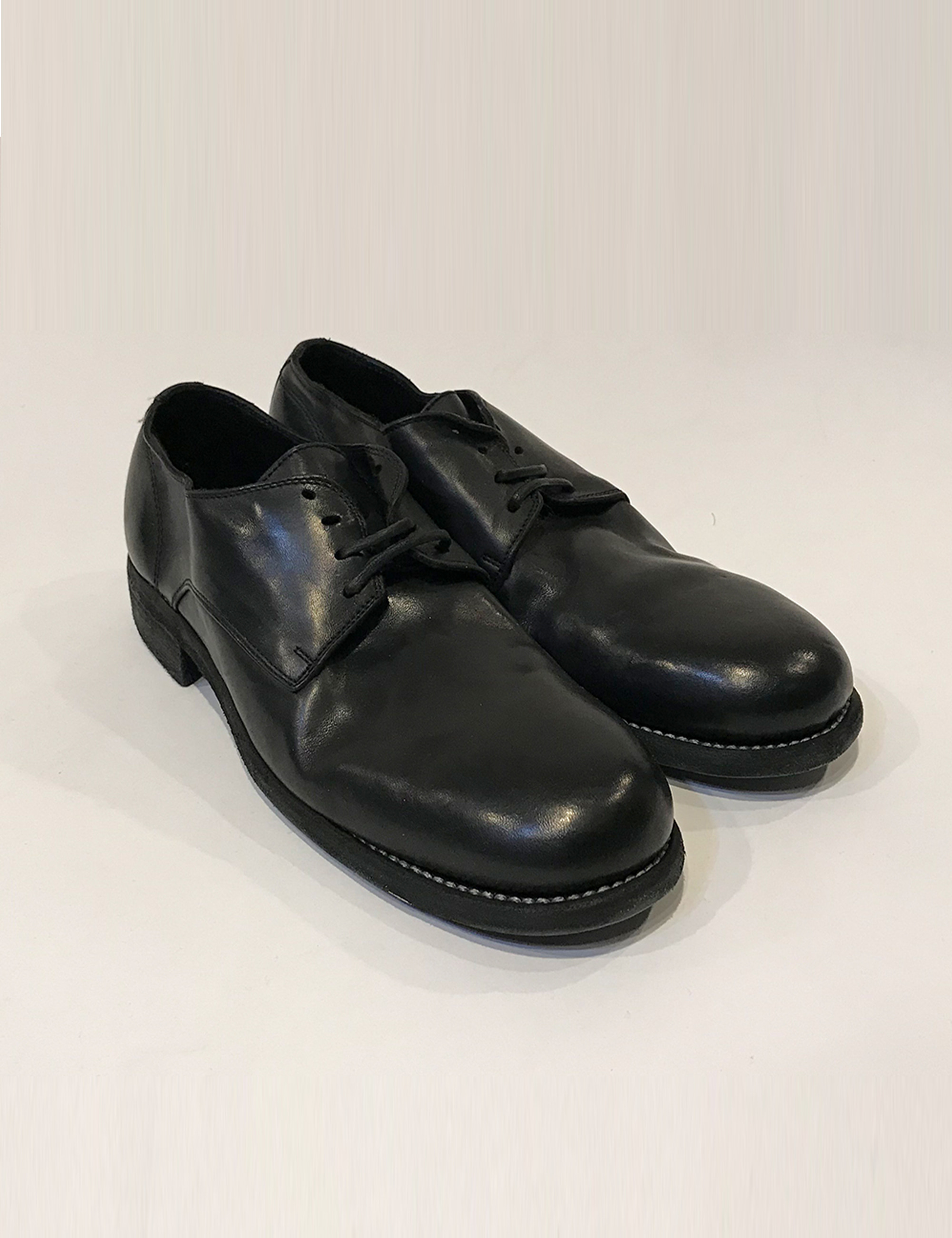 992 CLASSIC DERBY, SOLE LEATHER_BLACK