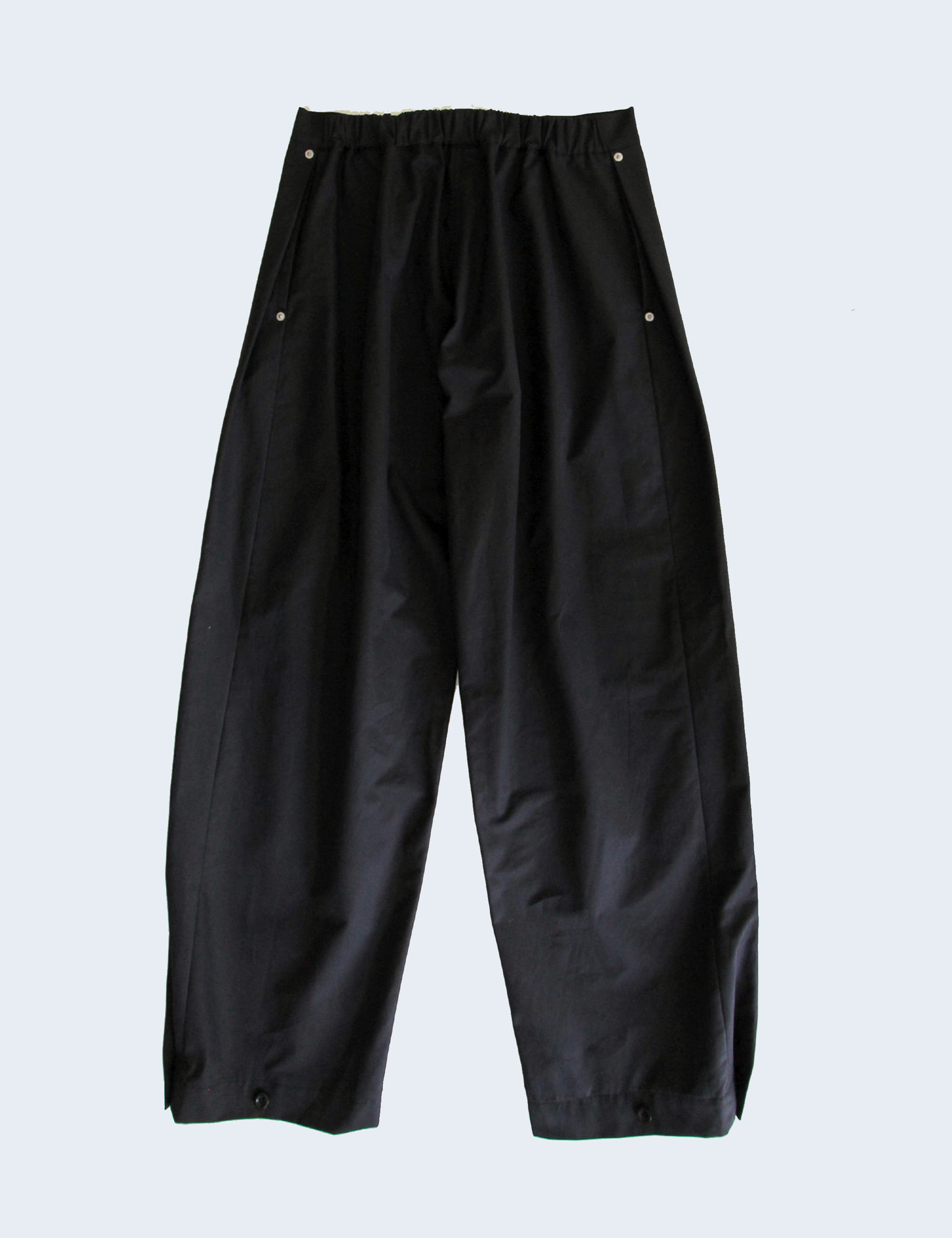 SACK TROUSER_BLACK