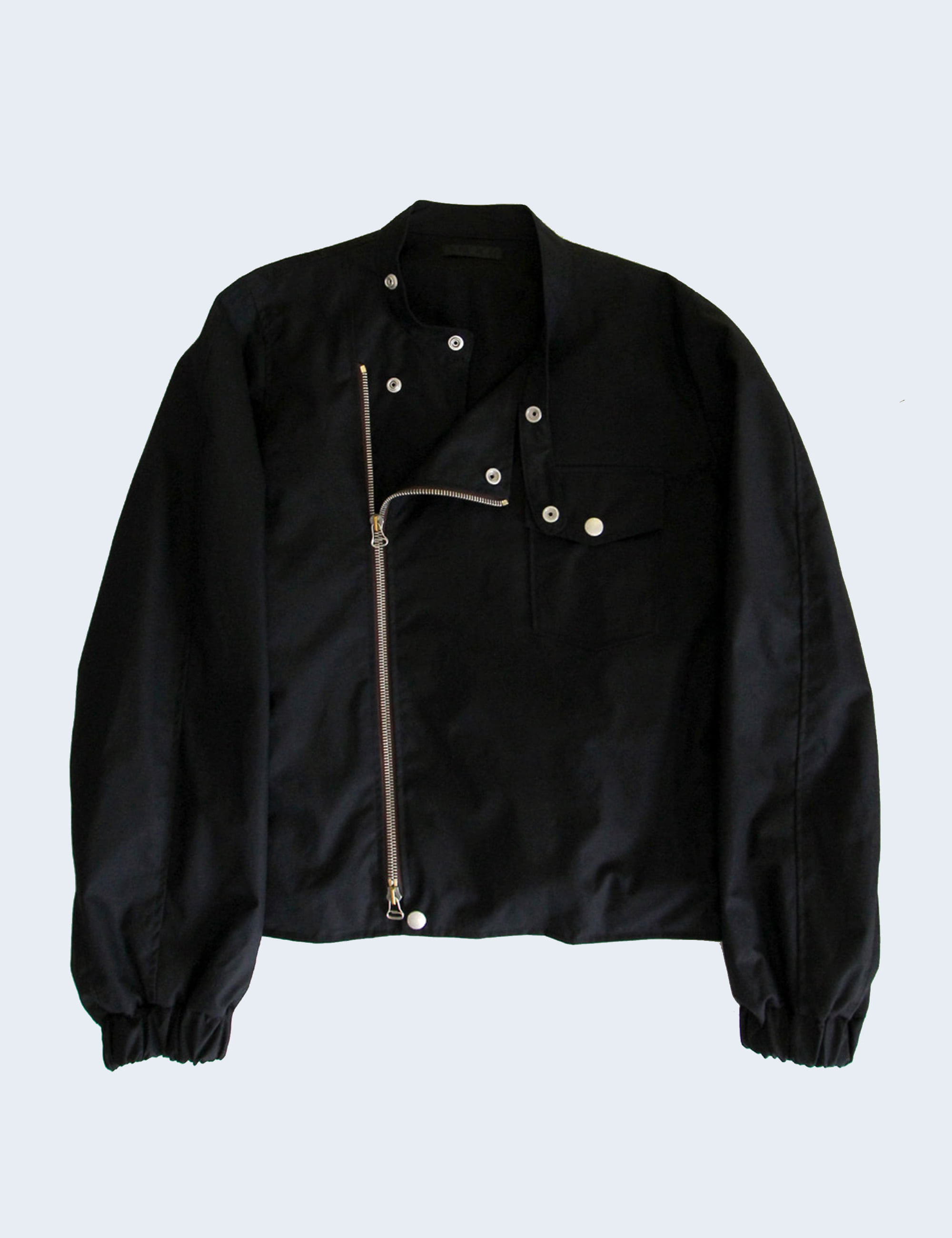 RIDING BLOUSON_BLACK